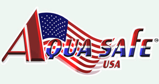 logo of AquaSafeUSA, water softener &aamp; reverse osmosis dealer